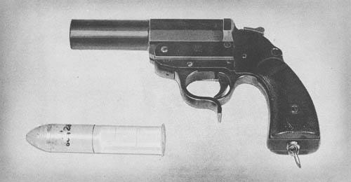 27 mm Leuchtpistole (Walther): Signal & Grenade Pistol