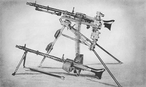 7.92 mm M.G. 34: Dual-Purpose Machine Gun