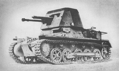 Pz. Jäg. I für 4.7 cm Pak (t): S.P. Antitank Gun (Czech)