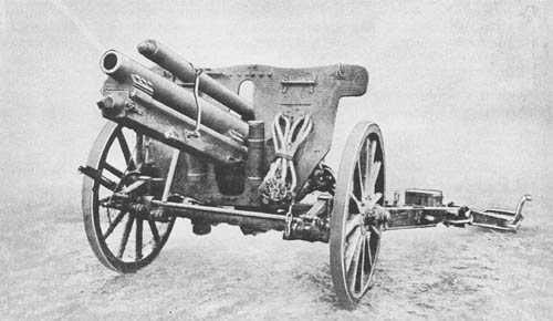 7.5 cm l.F.K. 18: Light Field Gun