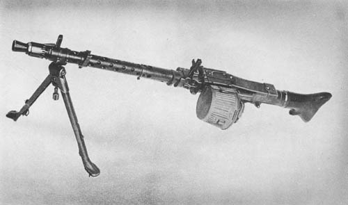 7.92 mm M.G. 34/41: Dual-Purpose Machine Gun