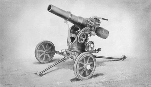 7.5 cm L. G. 40: Recoilless Airborne Gun German
