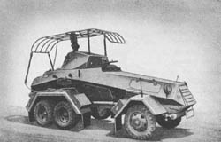 Pz. Fu. Wg. (Sd. Kfz. 263): Armored Radio Car