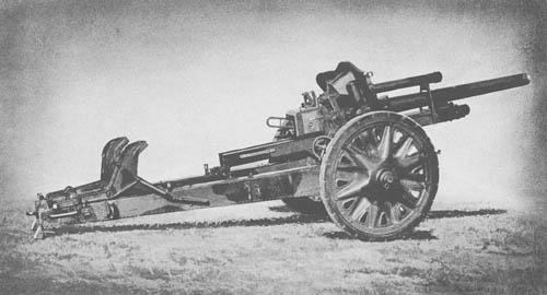 10.5 cm l.F.H. 18: Gun—Howitzer