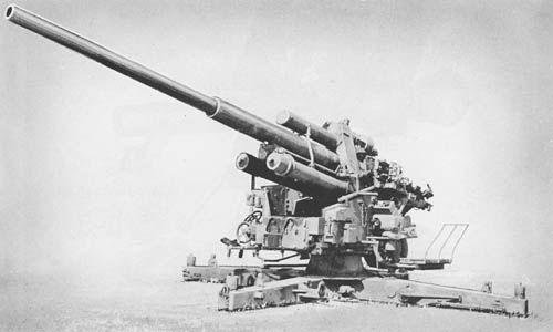 10.5 cm Flak 38, 39: Multi-Purpose Gun