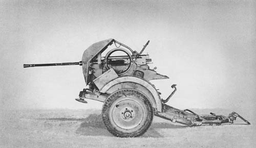 2 cm Flak 38: A.A./A.T. Gun
