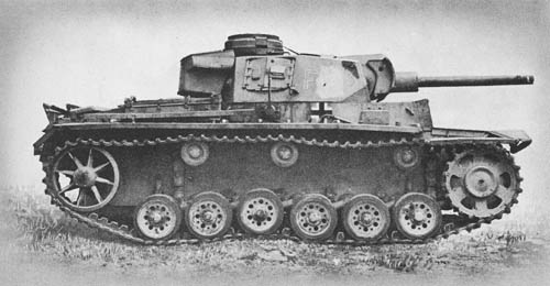 Pz. Kpfw. III (Fl. W. 41): Flamethrower Tank