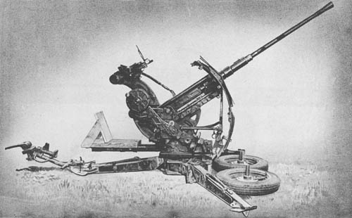 Gebirgsflak 38: 2 cm Flak 38 Geb.: A.A./A.T. Mountain Gun