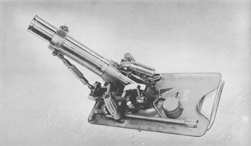 5 cm l. Gr. W. 36: Light Mortar