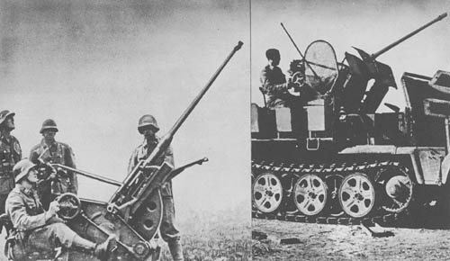 2 cm Flak 30: Antiaircraft Gun