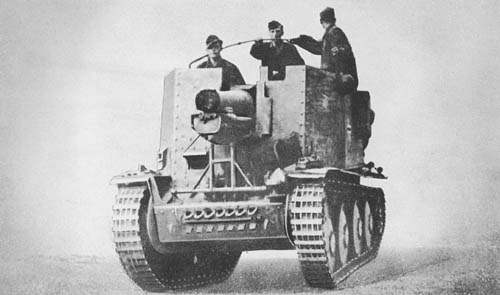 Grille: Gw. für 15 cm s.I.G. 33/1 (Sd. Kfz. 138/1): S.P. Heavy Infantry Howitzer (on Czech Chassis)