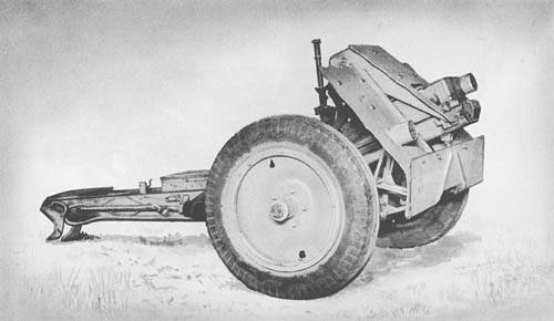 7.5 cm l.I.G. 18: Light Infantry Howitzer