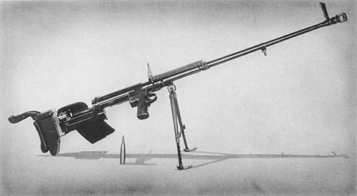 7.92 mm M SS 41: German WW2 Antitank Rifle