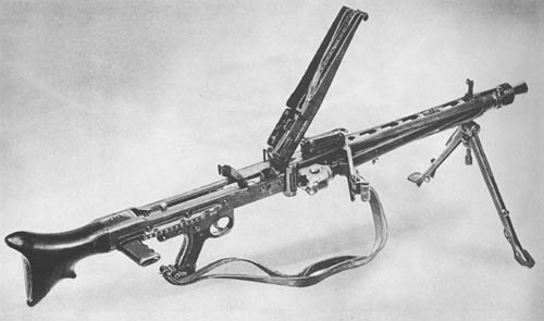 7.92 mm M.G. 42: Dual-Purpose Machine Gun