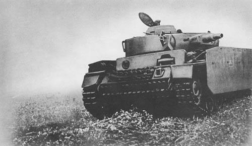 Pz. Kpfw. III Ausf. L, M, N, O (Sd. Kfz. 141): Medium Tanks: Panzer III