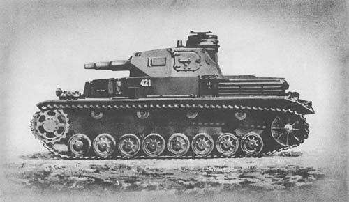 Panzer IV: Pz. Kpfw. IV Ausf. A, B, C, D, E (Sd. Kfz. 161): Medium Tanks
