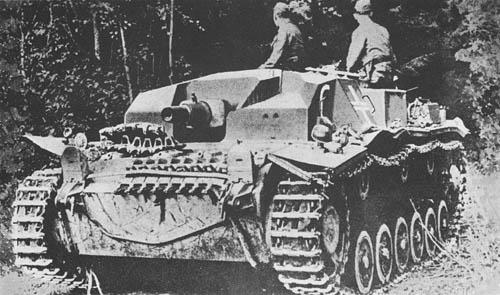 StuG III: Sturmgeschütz 7.5 cm K. (Sd. Kfz. 142): S.P. Assault Gun
