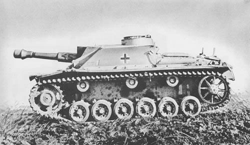Sturmgeschüz 10.5 cm Stu. H. 42 (Sd. Kfz. 142/2): S.P. Assault Gun