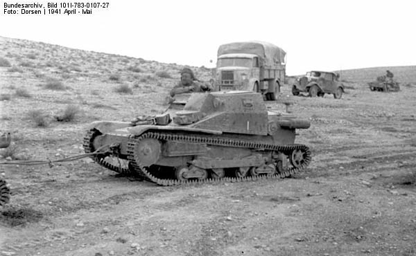 carro veloce cv 33   italian tanks and afvs of world war ii