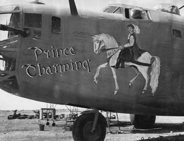 B 24 Liberator Nose Art Nose Art: B-24 Liberat...