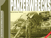 Panzerwrecks 1 (Book Volume 1)