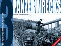 Panzerwrecks 3 (Book Volume 3)
