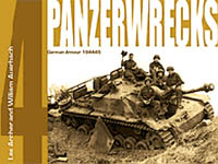 Panzerwrecks 4 (Book Volume 4)
