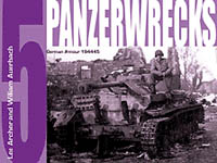 Panzerwrecks 5 (Book Volume 5)