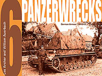 Panzerwrecks 6 (Book Volume 6)