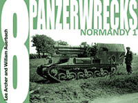 Panzerwrecks 8: Normandy 1 (Book Volume 8)