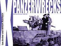 Panzerwrecks X (Book Volume 10)