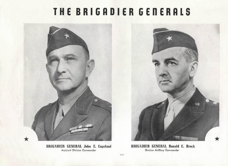 Brigadier Generals