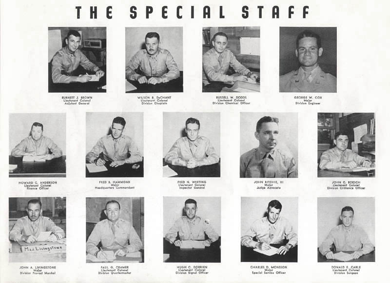 Special Staff