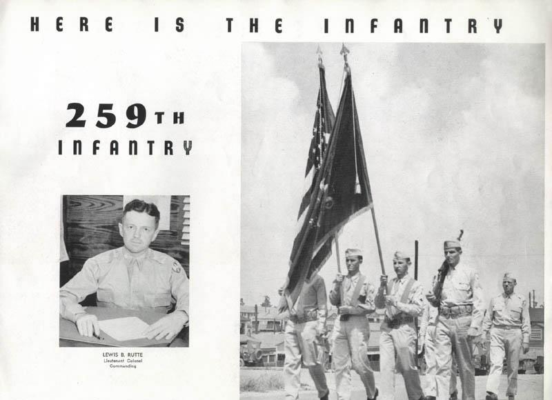 259th Infantry