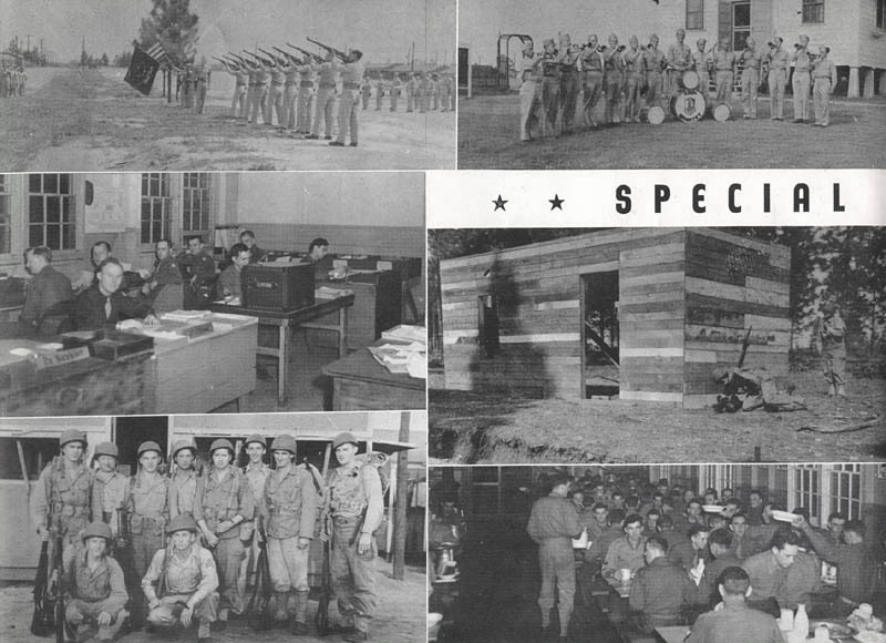 Special Companies, 259th Infantry