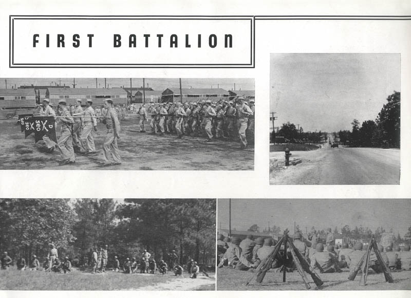 First Battalion, 260th Infantry