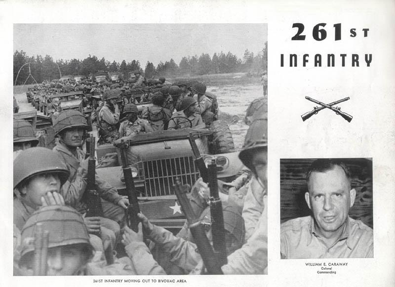 261st Infantry