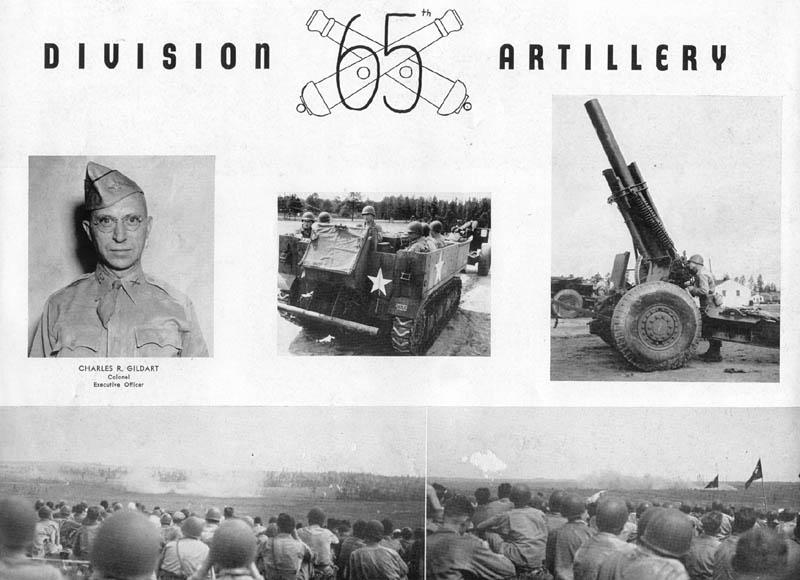 Division Artillery