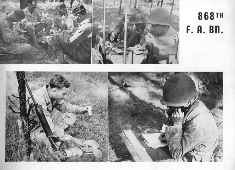 868th F.A. Bn.