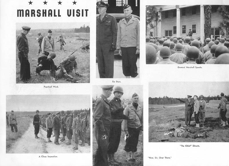 Marshall Visit