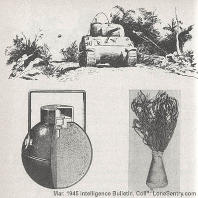 Lone Sentry: New Weapons for Jap Tank Hunters (U S  WWII