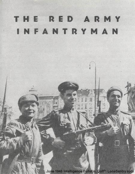 6d8b0124841 Lone Sentry  The Red Army Infantryman (WWII U.S. Intelligence ...