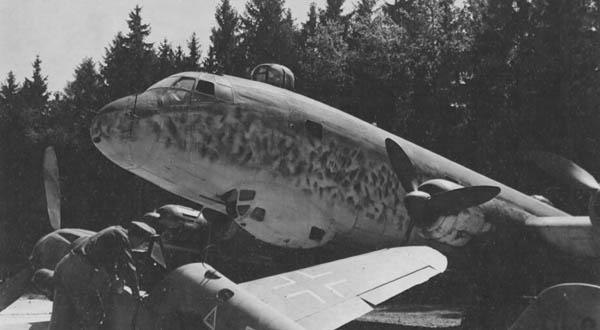 Junkers Ju 290 Bomber